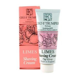Geo F. Trumper Shaving Cream Tube - Extract of Limes