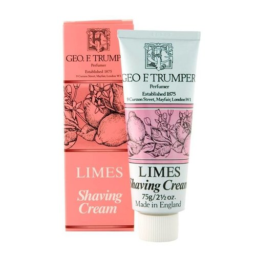Geo F. Trumper Geo F. Trumper Shaving Cream Tube - Extract of Limes