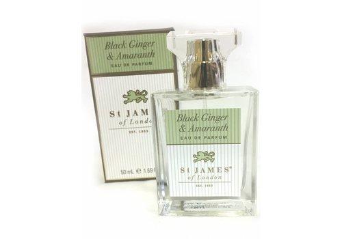 St. James of London St. James Black Ginger & Amaranth Eau de Parfum