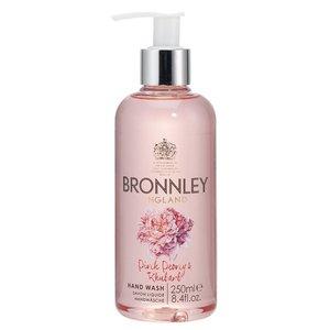 Bronnley Bronnley Pink Peony & Rhubarb Hand Wash