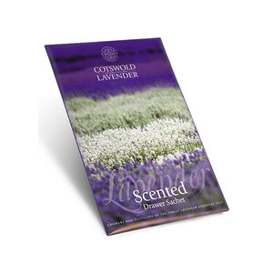 Cotswold Lavender Cotswold Lavender Drawer Sachet