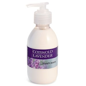 Cotswold Lavender Cotswold Lavender Handcream Pump Dispenser