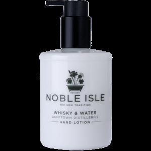 Noble Isle Noble Isle Whiskey and Water Hand Lotion
