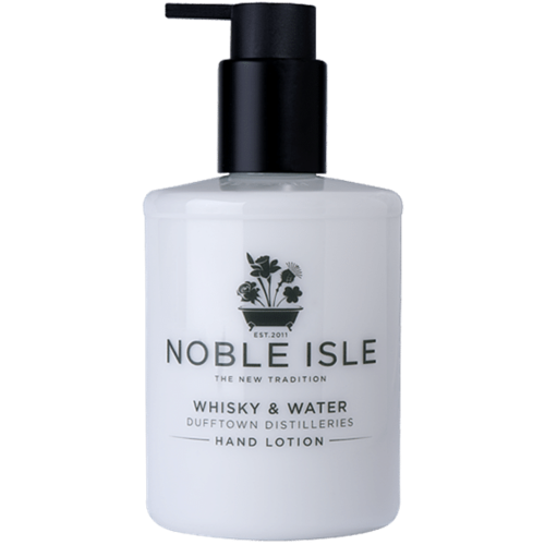 Noble Isle Noble Isle Whiskey and Water Hand Lotion