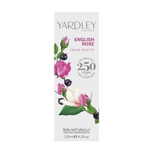Yardley Yardley 125ml EDT English Rose