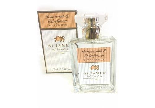 St. James of London St. James Honeycomb & Elderflower Eau de Parfum