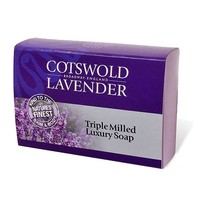 Cotswold Lavender Triple Milled Lavender Soap