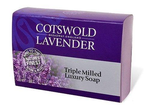 Cotswold Lavender Cotswold Lavender Triple Milled Lavender Soap