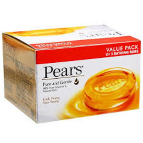 Pears Pears Pure and Gentle Soap Bar