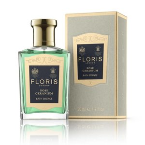 Floris of London Rose Geranium Bath Essence