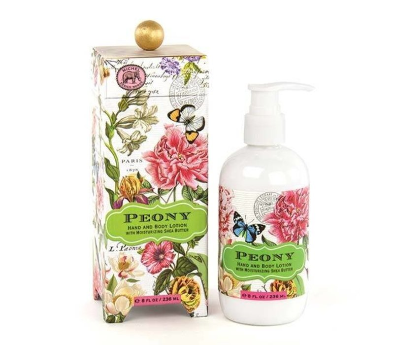 Michel Peony Hand And Body Lotion