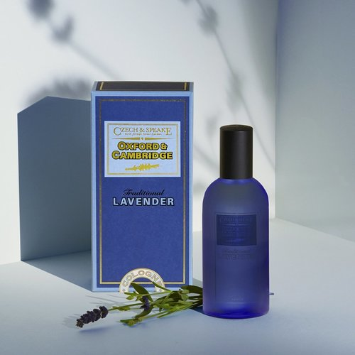 Czech and Speake Oxford and Cambridge Lavender Cologne