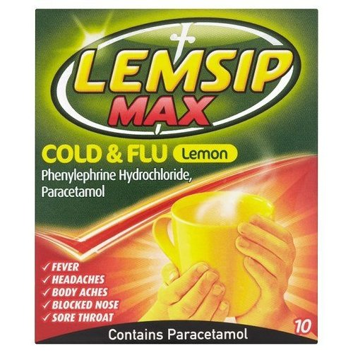 Lemsip Cold & Flu