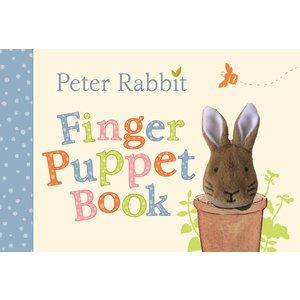 Peter Rabbit Peter Rabbit Finger Puppet Book