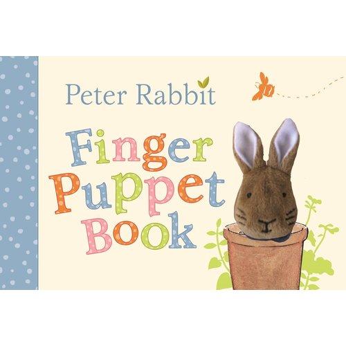 Peter Rabbit Finger Puppet Book