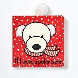 Jellycat Jellycat If I Were A Polar Bear Book