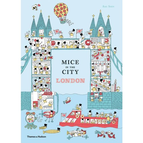 Thames & Hudson Mice in the City of London Book