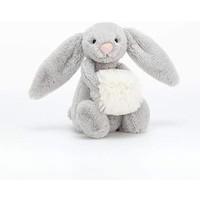 Basful Grey Snow Bunny Small