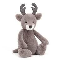 Bashful Glitz Reindeer Medium