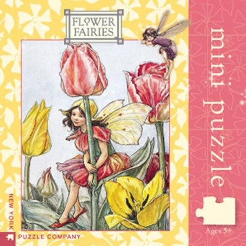 Flower Fairies Flower Fairies Mini Puzzle - Tulip