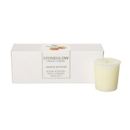 Stoneglow Stoneglow Orange Blossom Refill Candles