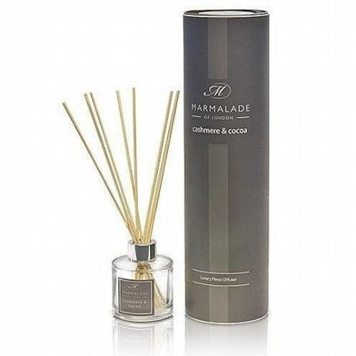 Marmalade of London Cashmere and Cocoa Luxury Reed Diffuser