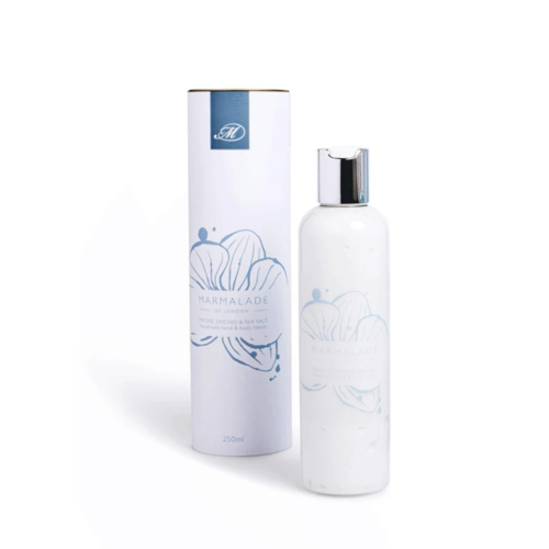 Marmalade of London Pacific Orchid and Sea Salt Hand and Body Lotion