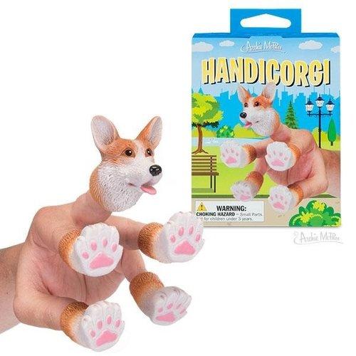 Handicorgi Finger Puppet