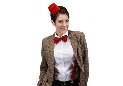 Mini Fez Headband & Bow Tie Kit