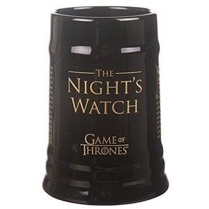Game of Thrones Night's Watch Ceramic Stein