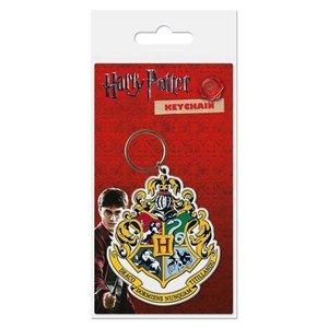 Harry Potter Hogwart's Crest Keychain