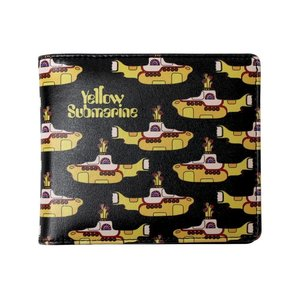 Disaster Designs The Beatles Yellow Submarine Wallet