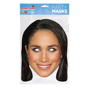 Mask-arade Meghan Markle Mask