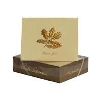 Paula Skene Mini Oakcluster Gold/Sunset Boxed Cards
