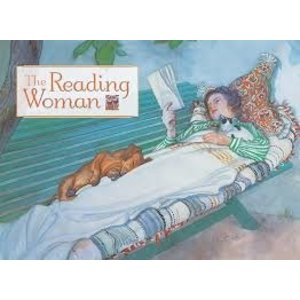 Pomegranate The Reading Woman Boxed Note Cards