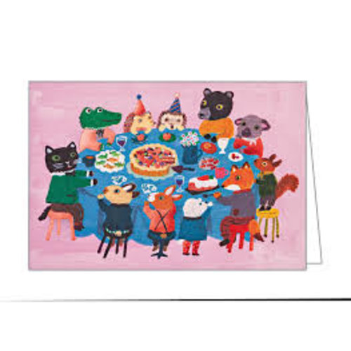 Dinner With Friends Big Notecards Set