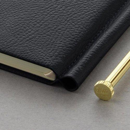 Letts of London Origins Pocket Travel Journal Black