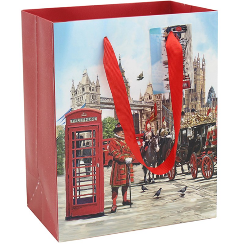 Medium London Gift Bag