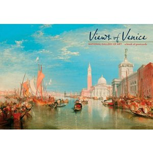 Pomegranate Views of Venice Book of Postcards