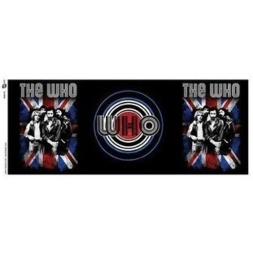 The Who Officially Licensed Mug