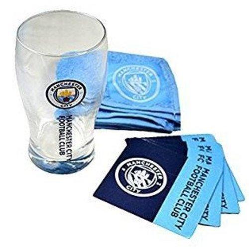 Manchester City Mini Bar Set