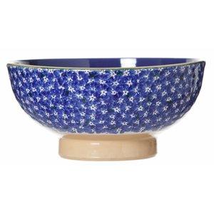 Nicholas Mosse Nicholas Mosse Dark Blue Lawn Salad Bowl