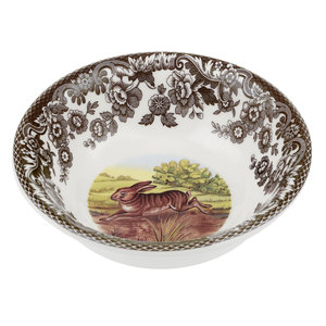 Spode Spode Woodland Mini Bowl Rabbit