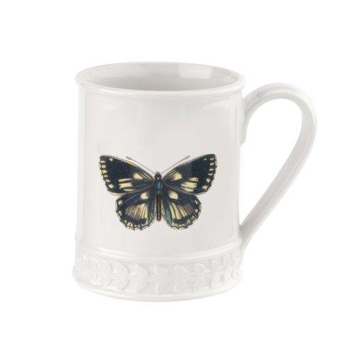 Portmeirion Botanic Garden Harmony Marble Butterfly Mug