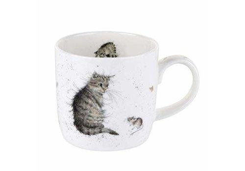 Wrendale Wrendale Cat and Mouse Large Mug