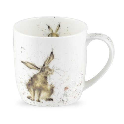 Wrendale Wrendale Good Hare Day Small Mug