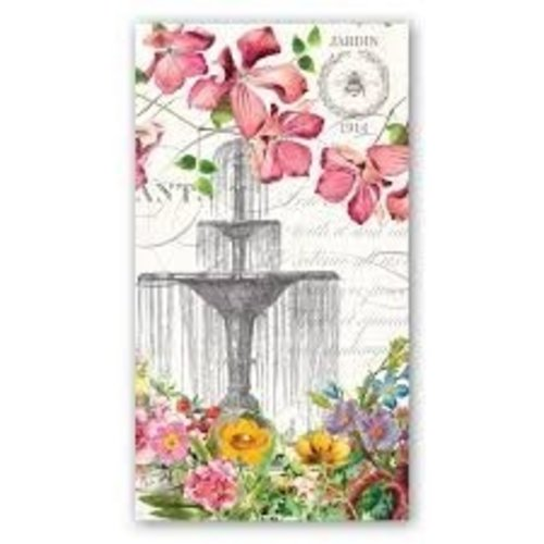 Michel Design Works In the Garden Hostess Napkin
