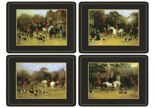 Pimpernel Pimpernel Tally Ho Placemats Set of 4