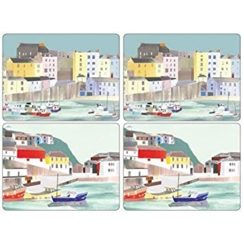 Portmeirion Pimpernel Harbour Placemats Set of 4