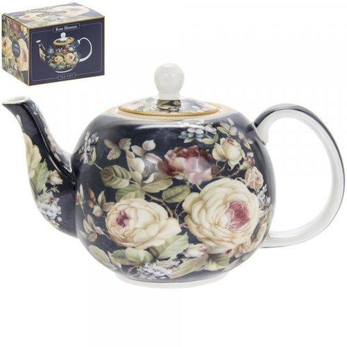 Rose Blossom Teapot